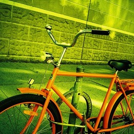 Kronan - Kronan Cycle Herrcykel Orange