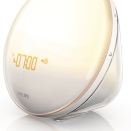 Philips - Philips Wake-Up Light HF3520