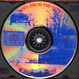 Various Artists - Soul From The City