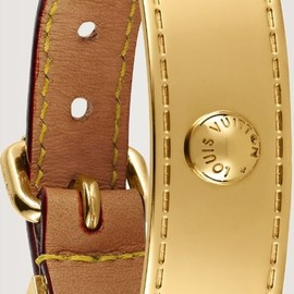 Louis Vuitton - Lock-Me bracelet