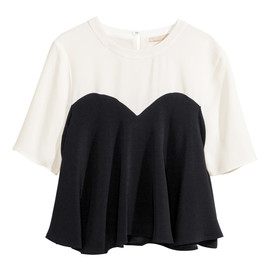 H&M - Circle Blouse