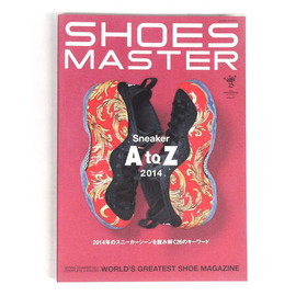SHOES MASTER VOL.21 2014 SPRING/SUMMER