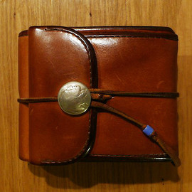 Goro's - Saddle Leahter Wallet