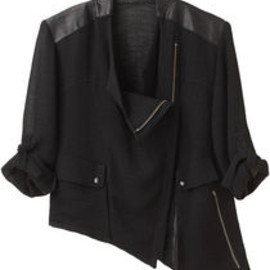 Helmut Lang  - Asymmetric Zip Jacket