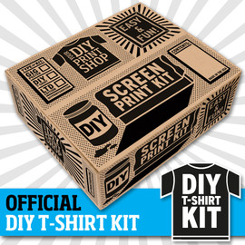 diyprintshop - diy screen print kit