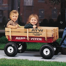 Radio Flyer - all-terrain wagon