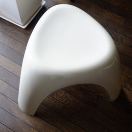 Elephant Stool by Sori Yanagi