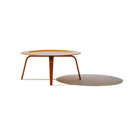 "Herman Miller - Plywood Coffee Table ""CTW"" Designed by Charles & Ray Eames"