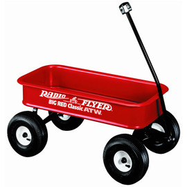 RADIO FLYER - #1800 Big Red Classic ATW