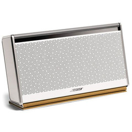 BOSE - SoundLink® Bluetooth® Mobile speaker II - Limited Edition White Leather