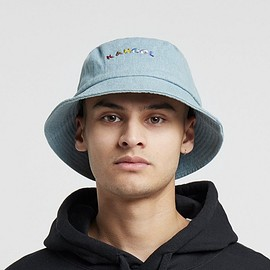 kangol - Kangol Colour Text Bucket Hat