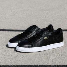 Puma - Basket Classic (City Pack) - Black/White