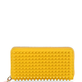 Christian Louboutin - Christian Louboutin - Panettone Studded Continental Wallet