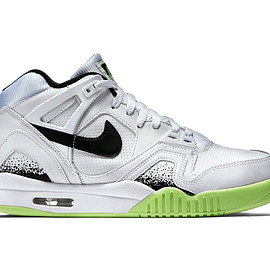 "NIKE - Nike Air Tech Challenge II ""Liquid Lime"""