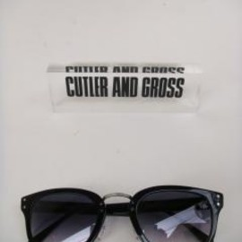 CUTLER AND GROSS - 0994