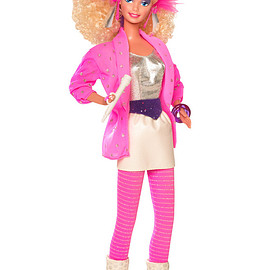 Barbie - Barbie and the Rockers Doll