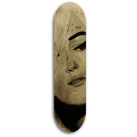 Skate Moss - by Thomas Jacobi / Kate Moss