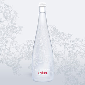 Evian × Elie Saab - 2014 Limited Edition Water Bottle