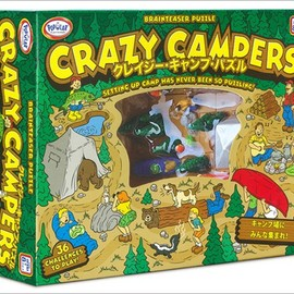 BorneLund×Popular Play Things - Crazy Campers