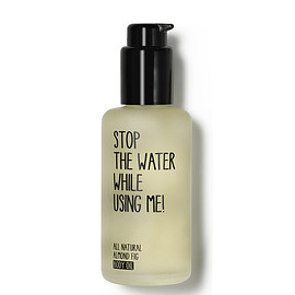 Stop The Water While Using Me! - Almond Fig Body Oil