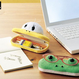 Motif - Animal Face glasses case