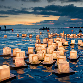 Honolulu, Hawaii - 'Lantern Festival'