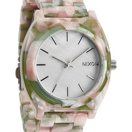 NIXON - The Time Teller Acetate - Mint Julep | Nixon