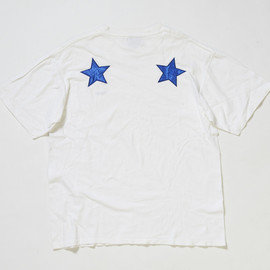 m&m - Star Patched Tshirt