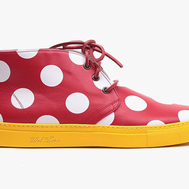 DEL TORO X DISNEY - minnie mouse limited edition alto chukka
