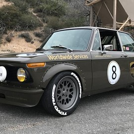 BMW - Modified 2002 1974
