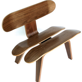 Skate Study House - Stax Chair
