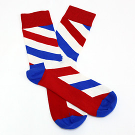 Happy Socks - Polka Stripe Socks 01
