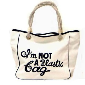 ANYA HINDMARCH - I'm not a plastic bag