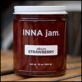 Inna jam - Albion strawberry jam