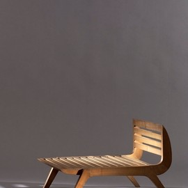 Charlotte Perriand - Low Chair, ca 1954