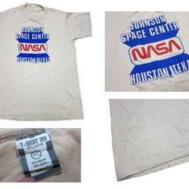 NASA - 80' OLD T-SHIRTS
