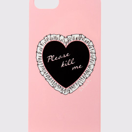G.V.G.V. - PLEASE KILL ME I-PHONE CASE(5,5S用)