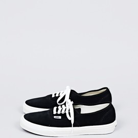 VANS - Authentic Suede Black