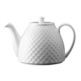 Wedgwood - Night and Day Checkerboard Small Individual Teapot