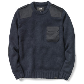 A.P.C. + CARHARTT - Sweater