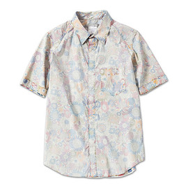 museum neu - Flower #1 SHORT SLEEVE SHIRT