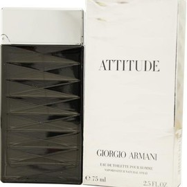 GIORGIO ARMANI - Attitude by Giorgio Armani for Men, Eau De Toilette Spray