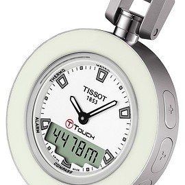 TISSOT - T-Touch 'Pocket Touch' Watch