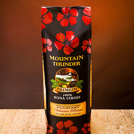 Mountain Thunder Coffee Plantation - 8oz Peaberry