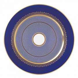 WEDGWOOD - Anthemion Blue Charger