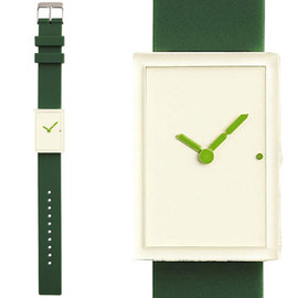 &design - Glyph Watch, Green
