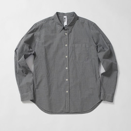 MHL. - FADE OUT GINGHAM SHIRT