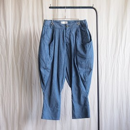TROVE - WATERING PANTS #navy