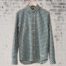 ate - - ate - Gingham Twill BD Shirts