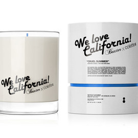 Baxter of California - x colette 'Cruel Summer' Candle